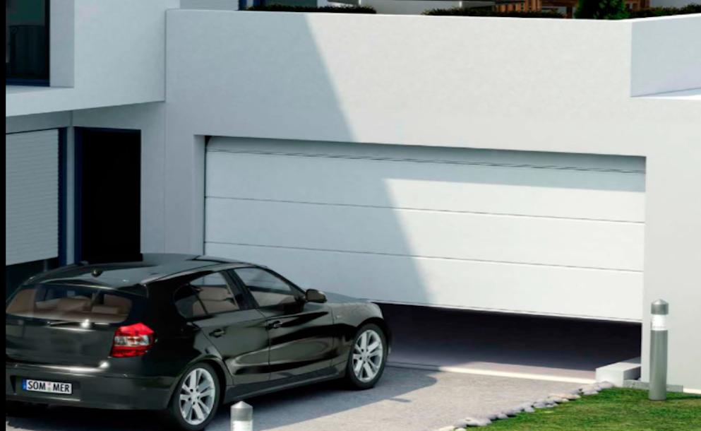 Instalaci n y mantenimiento de puertas de garaje gran canaria ensyco - Mantenimiento puertas de garaje ...