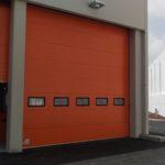 puertas industriales