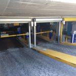 Barreras parking