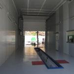 Puertas industriales taller