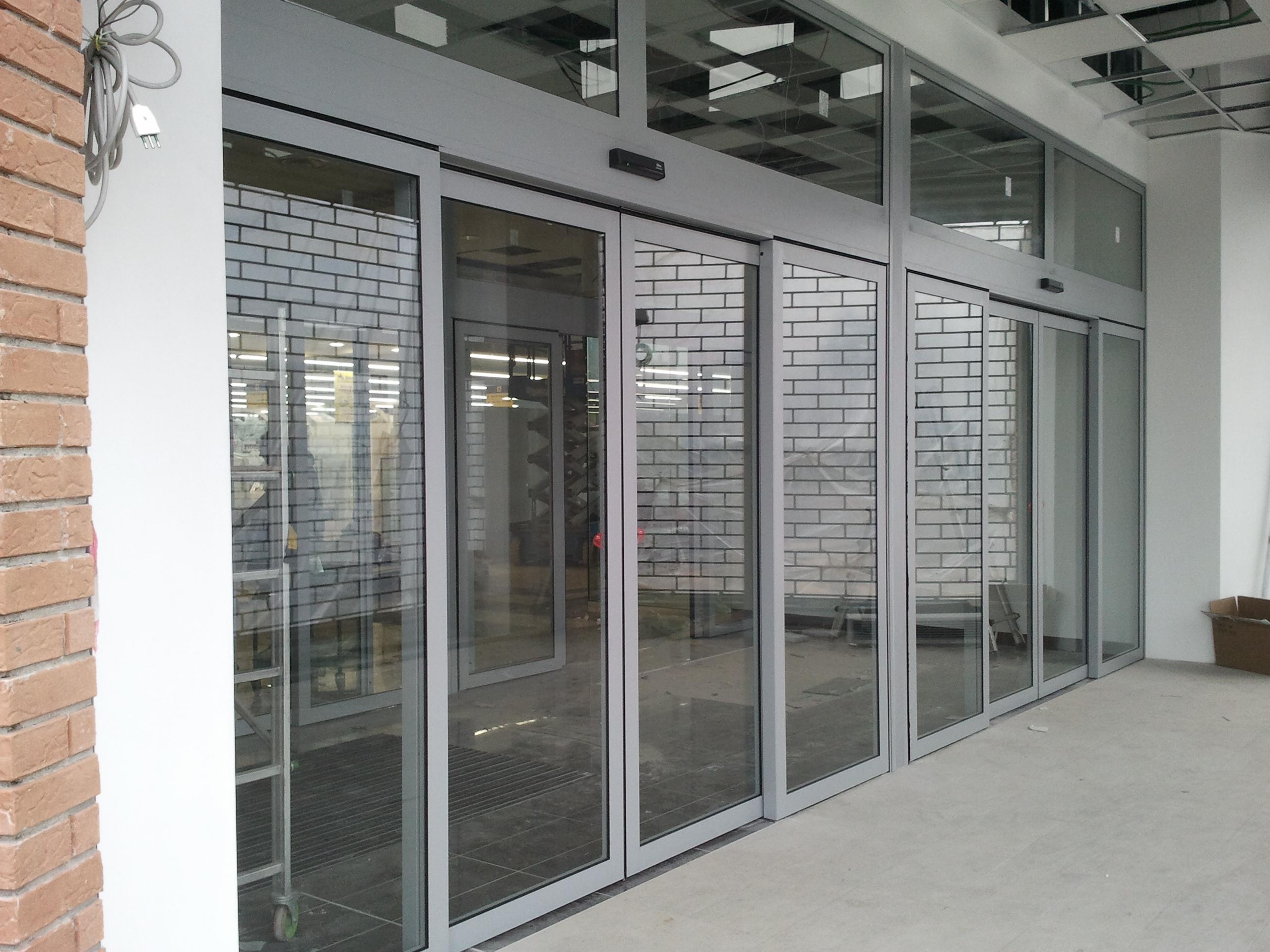 Automatismos De Cristal En Las Palmas De Gran Canaria ~ Puerta Corredera Cristal Exterior